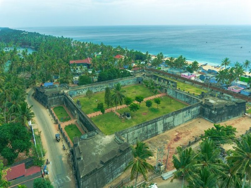 Anjengo(Anchengo) Fort & Light House
