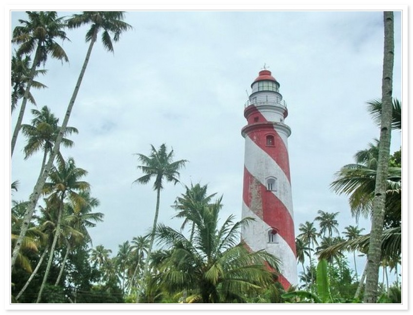 Thangassery Light House