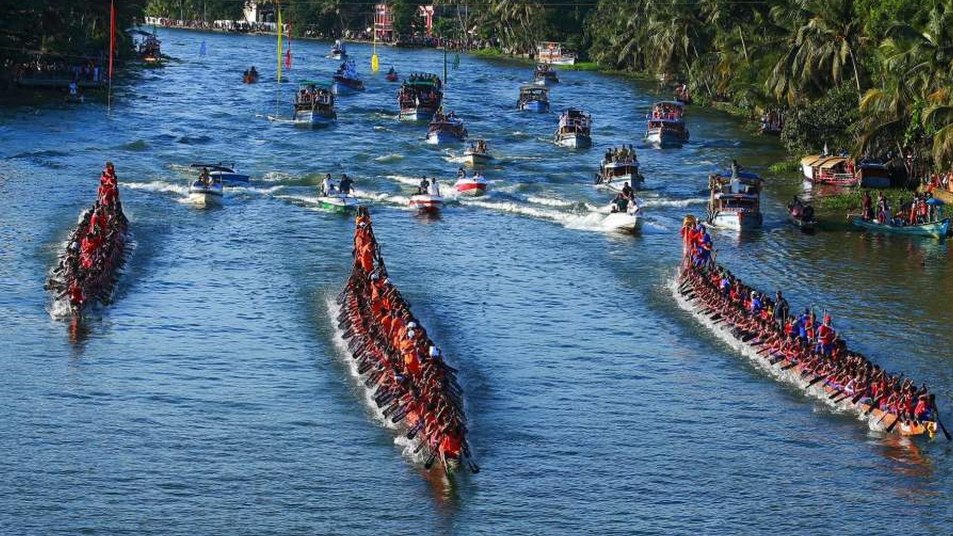 Aranmula Boat Races