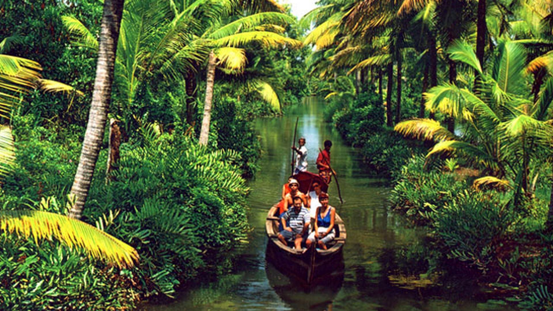 Munroe Island Kollam Kerala