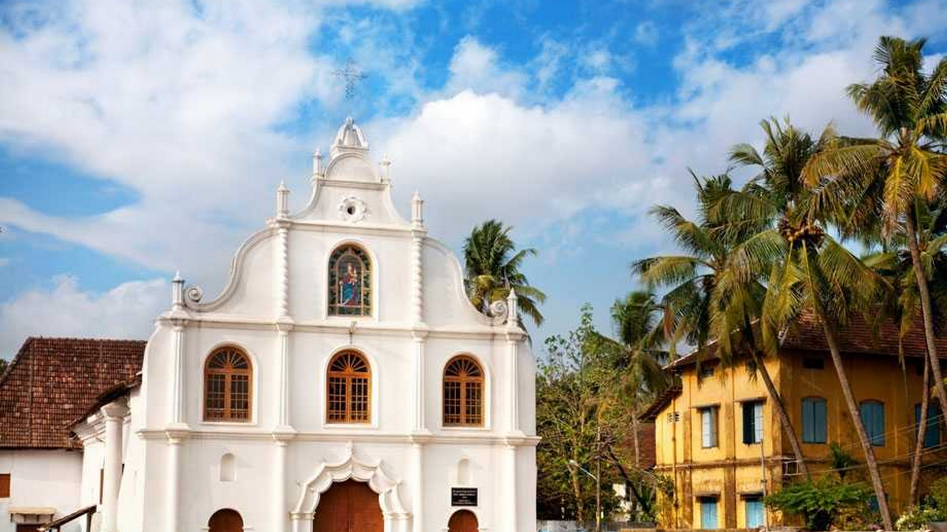 St Francis Church Fort Kochi Photo