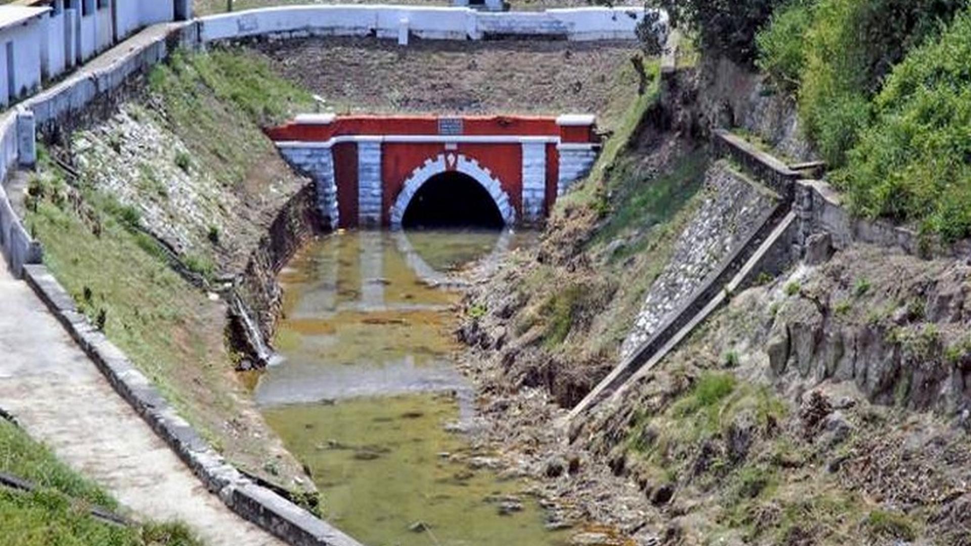 Varkala Tunnel