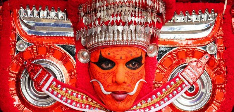 Theyyam in Kerala -A Unique Dance of Gods