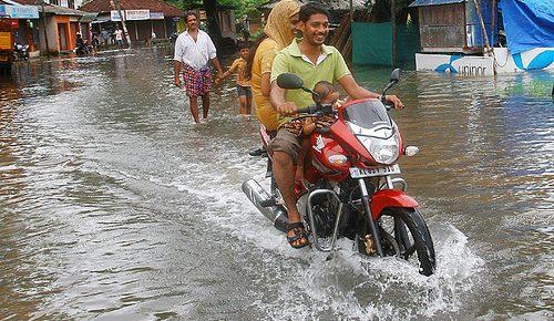 Kerala in Monsoon