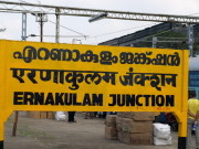 Nearest Railway Station to Munnar
