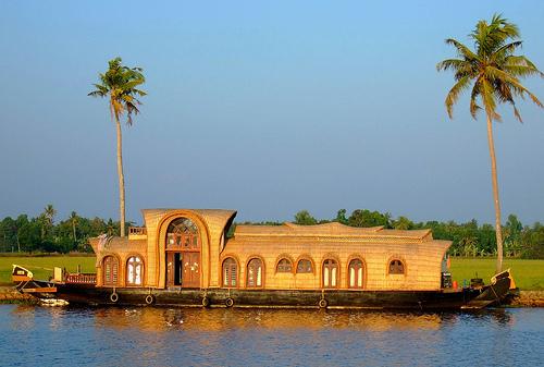 Holiday in Kerala Backwaters
