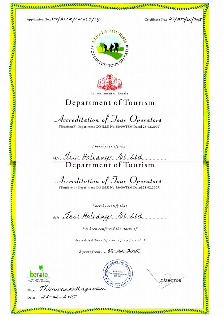 kerala-tourism-accredited-tour-operator-certificate