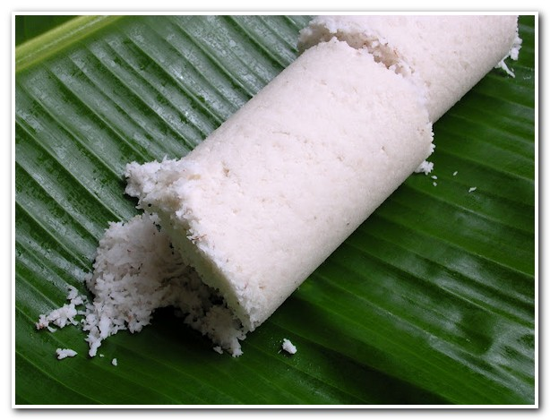 puttu-food-kerala