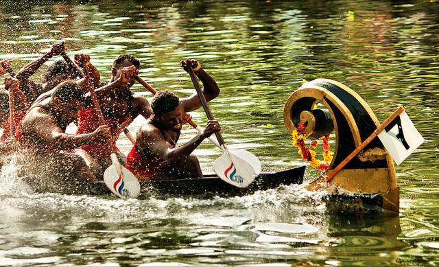 Nehru Trophy Boat Race 2017 in Kerala