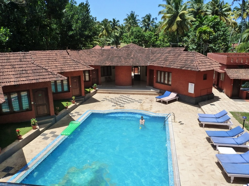 Deshadan Beach resort Varkala