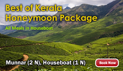 Munnar Backwaters Package