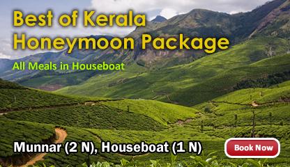 Top 5 Popular Kerala Tours