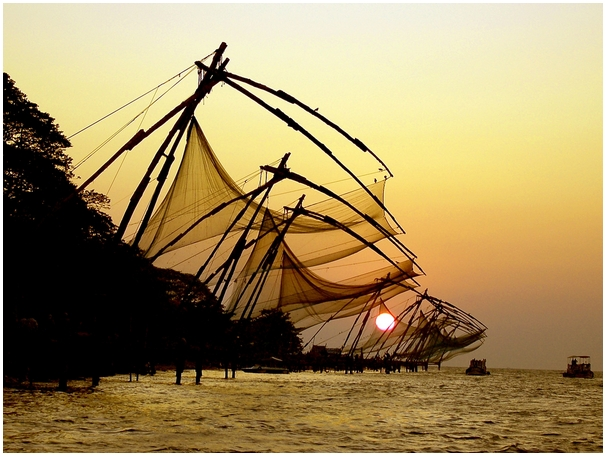 fort-kochi-beach-near-kochi