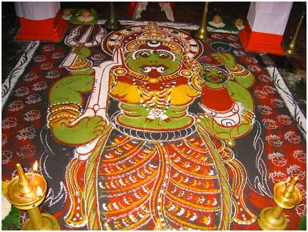 traditional-kerala-kalamezhuthu