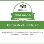 Iris-Holidays-TripAdvisor-Certificate-Excellence