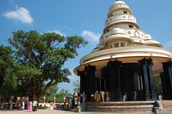 Sivagiri Mutt is  the resting place to the very popular community reformer and thinker, Sree Narayana Guru