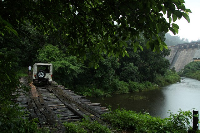 Jeep Safari in Kerala is available in Thekkady, Munnar and Wayanad in Kerala.