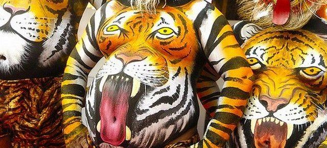 Pulikali – Tiger Dance in Kerala