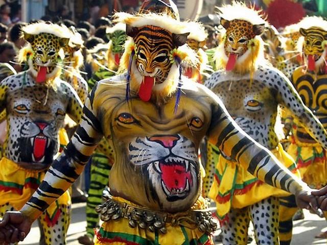 tiger-dance-kerala