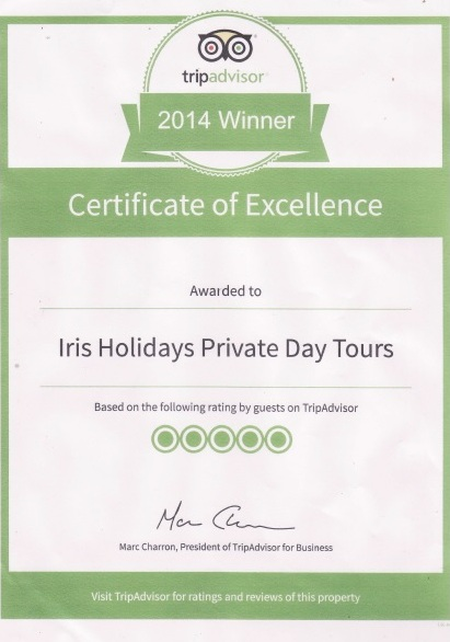 trip-advisor-certificate-of-excellence-kerala