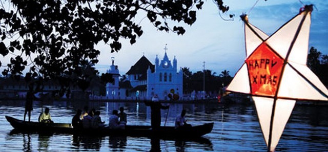 Christmas In Kerala 6 Awesome Places To Celebrate Kerala Tourism Travel Blog