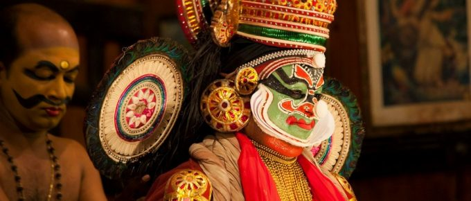 Best Places to watch Kathakali in Kerala