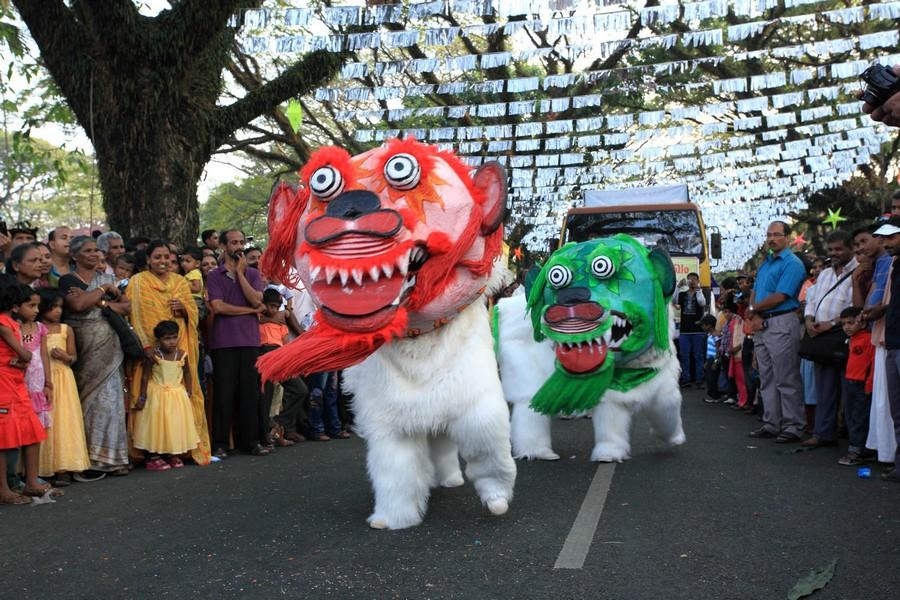 Cochin Carnival 2017 Kerala
