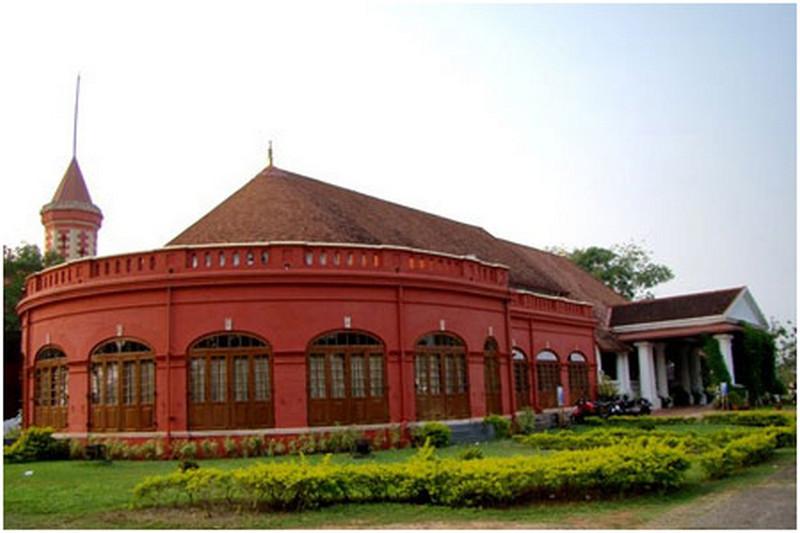Kanakakunnu Palace in Kerala