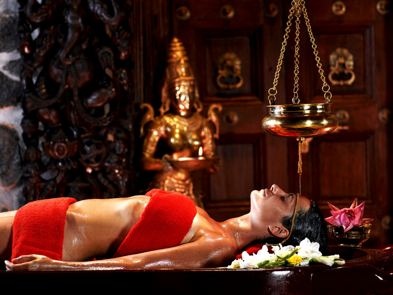 Authentic Kerala Ayurveda Massage