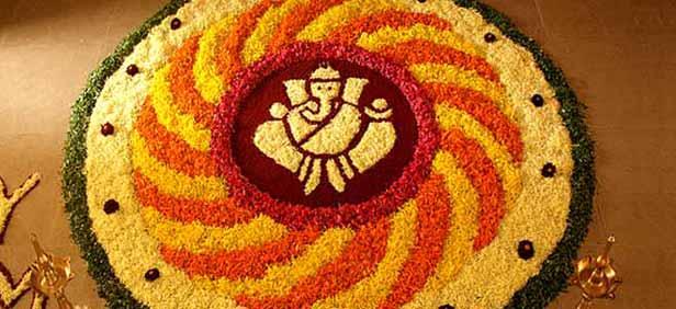 Onam Festival in Kerala