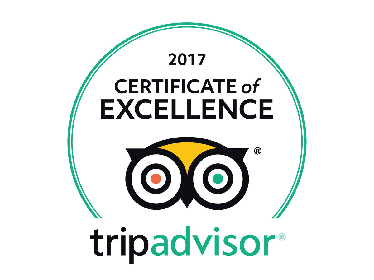 Iris Holidays wins  TripAdvisor Certificate of Excellence four times in a row