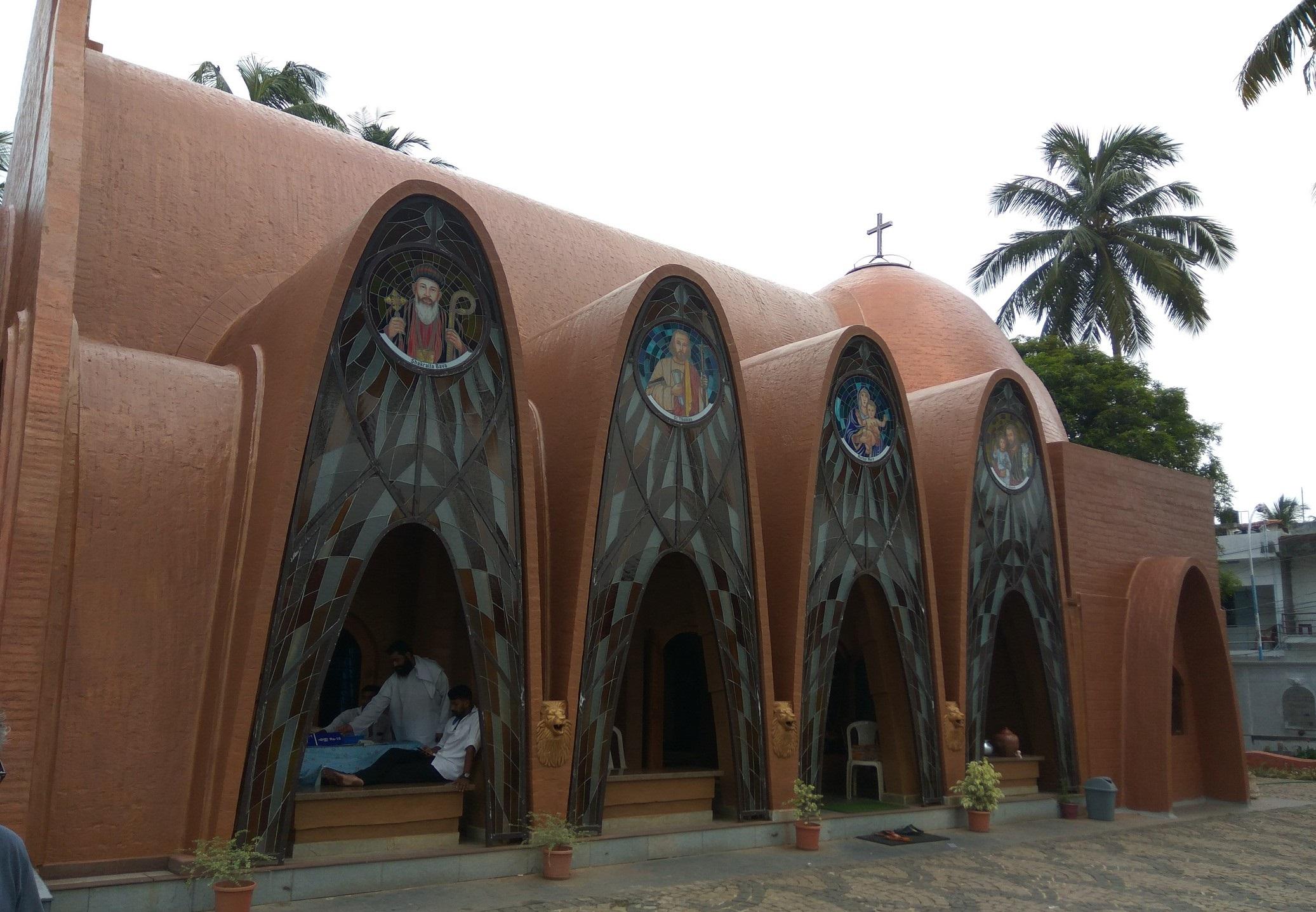 Koonan Kurishu church in Kochi Sightseeing Tour