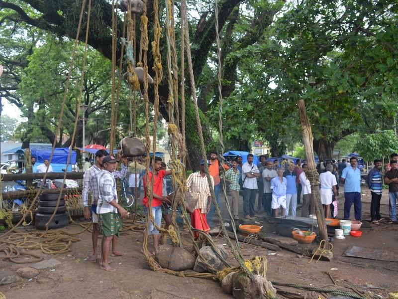 Chinese Fishing Nets Tour Fort Kochi