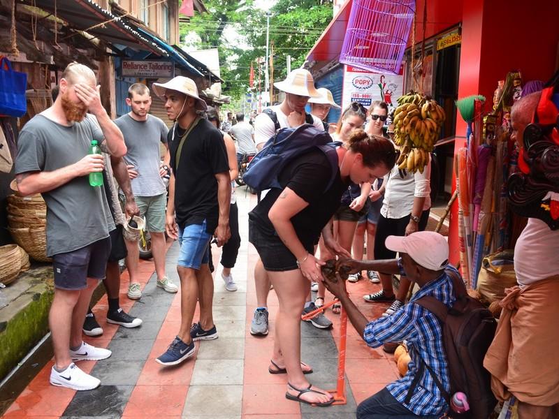 Local Markets Visit in Kochi