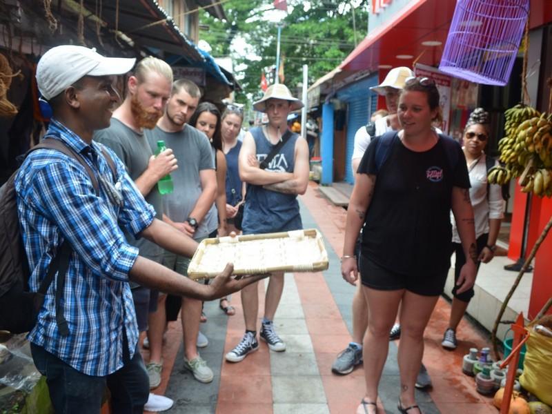 Muram and Rice Winnowing in Kerala