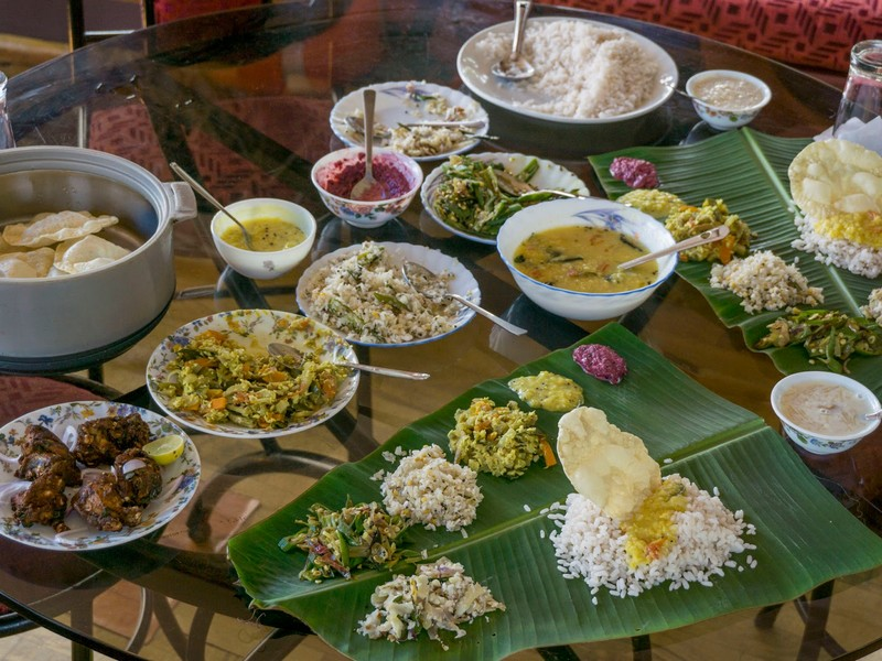 kerala-houseboat-food