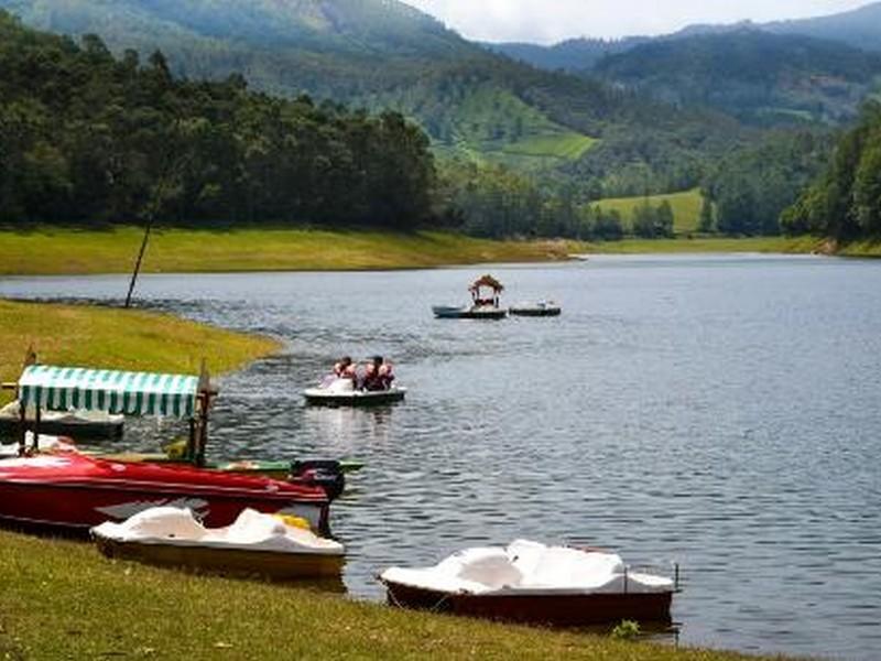 Kundala Dam Munnar for Honeymoon Couples