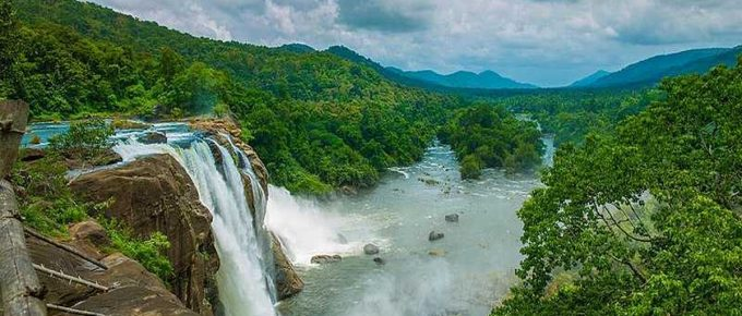 Athirapally-Falls