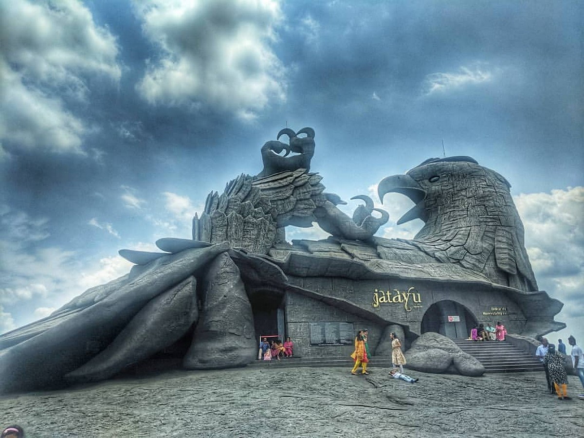 jatayu-earth-center-view
