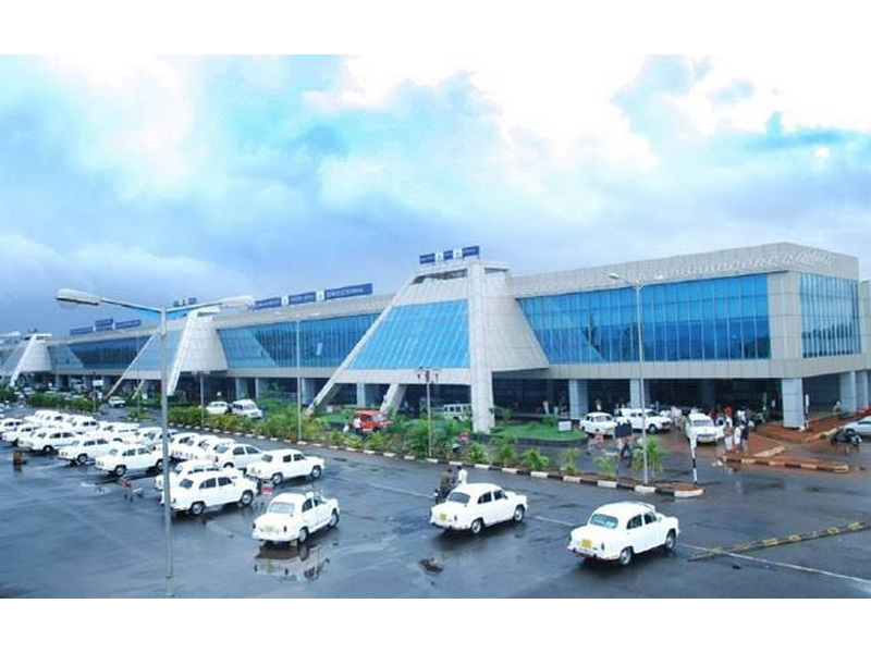 Kozhikode is the third busiest airport in Kerala.