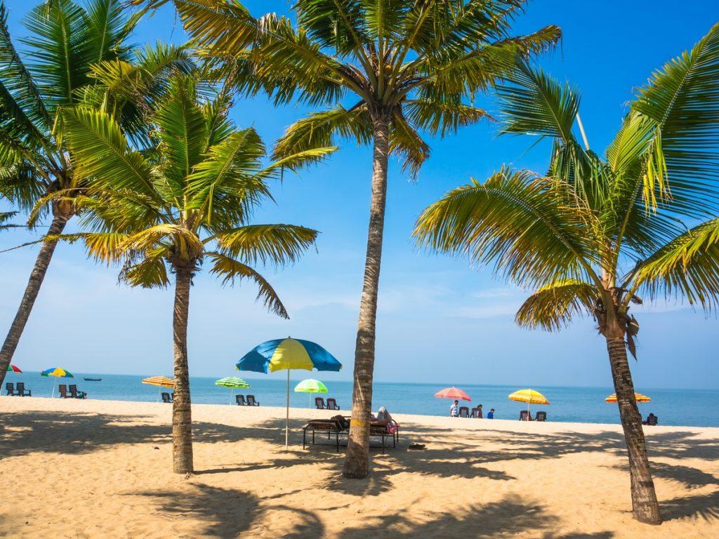 Marari Beach Kerala