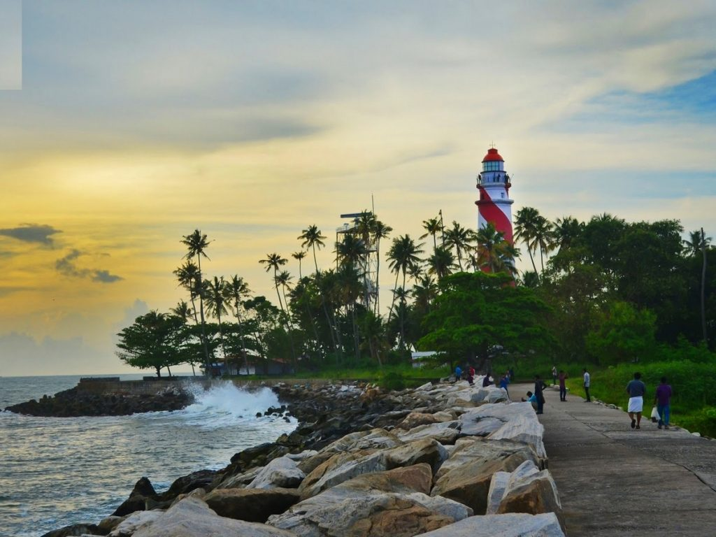 thangasseri-light-house-kollam
