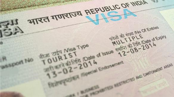 Visa to Kerala India