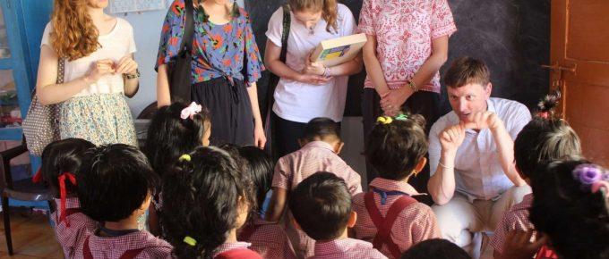 Volunteering Vacations in Kerala