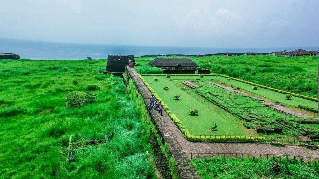 Bekal in North Kerala