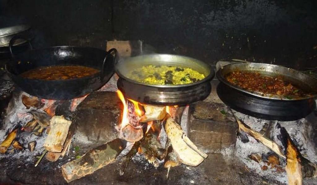Mullapanthal Food Cooking
