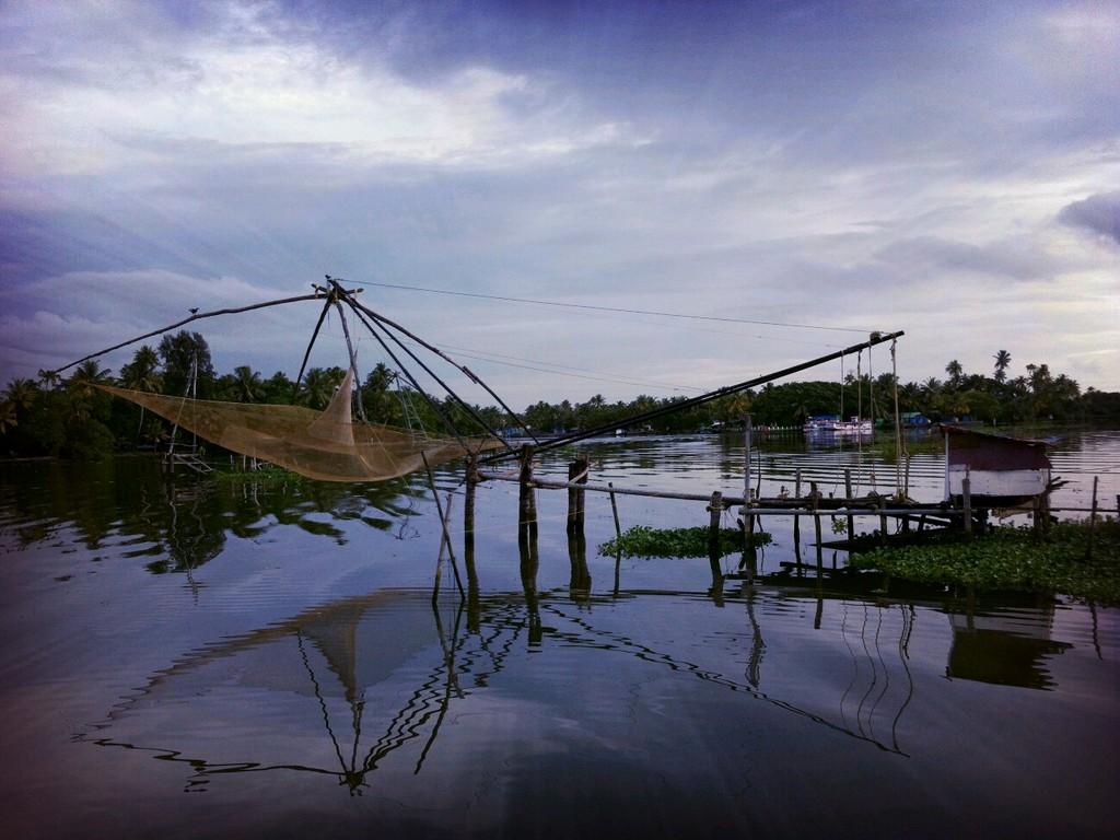 cherai-chinese-fishing-nets