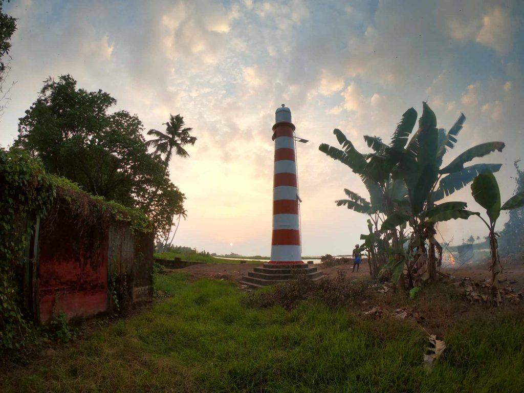 Monroe Lighthouse