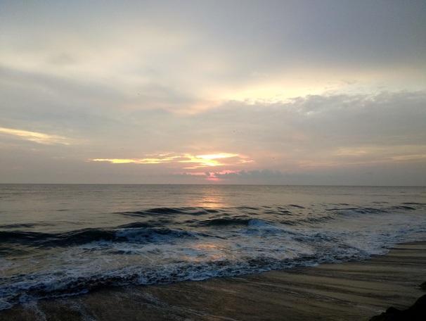 Njarackal Arattuvazhi beach