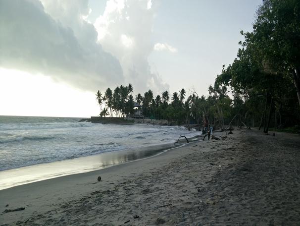 Puthenthode Beach